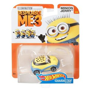 Hot Wheels Despicable ME3 2017:ミニオン・ジェリー(Minion Jerry)|grease-shop
