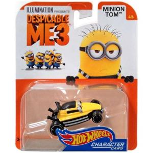Hot Wheels Despicable ME3 2017:ミニオン・トム(Minion Tom)|grease-shop