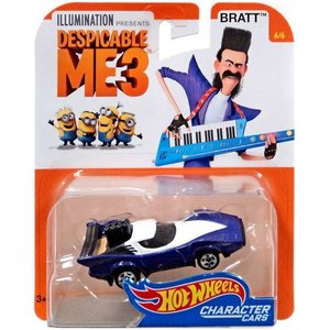 Hot Wheels Despicable ME3 2017:ブラット(Bratt)|grease-shop