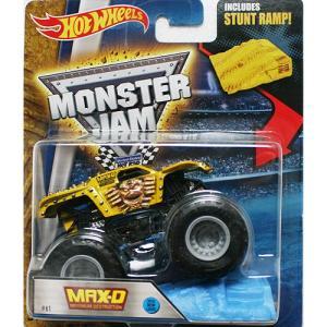 Hot Wheels Monster Jam 1/64:Max-D (マックスD)(イエロー)|grease-shop