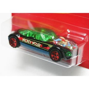 HotWheels Mickey Mouse 90th Anniversary:Avant Grade (Brave Little Tailor)(ブラック)|grease-shop|02