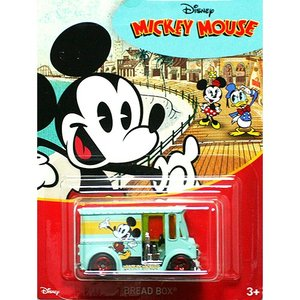 HotWheels Mickey Mouse 90th Anniversary:Bread Box (Mickey Mouse)(ターコイズ)|grease-shop|01
