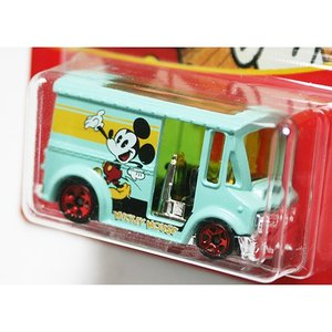 HotWheels Mickey Mouse 90th Anniversary:Bread Box (Mickey Mouse)(ターコイズ)|grease-shop|02