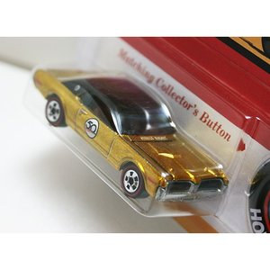 Hot Wheels 50th Original Collection:1968 Cougar (クーガー)(ゴールド)|grease-shop|02