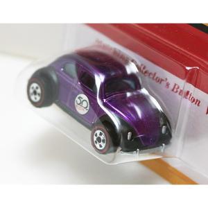 Hot Wheels 50th Original Collection:Volkswagen Beetle (フォルクスワーゲン・ビートル)(パープル) grease-shop 02