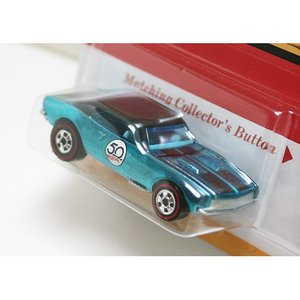 Hot Wheels 50th Original Collection:1967 Camaro (カマロ)(ブルー)|grease-shop|02