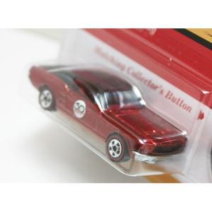 Hot Wheels 50th Original Collection:Custom 1967 Mustang (カスタム・マスタング)(レッド)|grease-shop|02