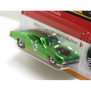 Hot Wheels 50th Original Collection:1967 HEMI Barracuda (HEMI・バラクーダ)(グリーン)|grease-shop|02