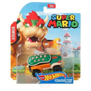 Hot Wheels Super Mario:スーパーマリオ・バウザー(Bowser/クッパ)|grease-shop