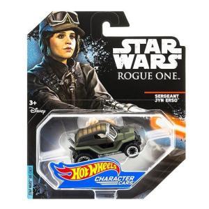 スターウォーズ・ミニカー:サージェント・ ジン・アーソ (Star Wars:Sergent Jyn Erso)|grease-shop