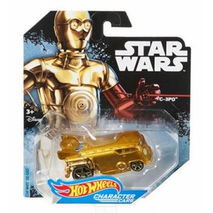 スターウォーズ・ミニカー:C-3PO (Star Wars:C-3PO)|grease-shop