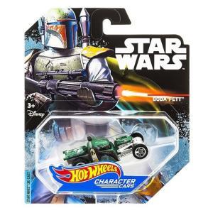 スターウォーズ・ミニカー:ボバ・フェット (Star Wars:Boba Fett)|grease-shop