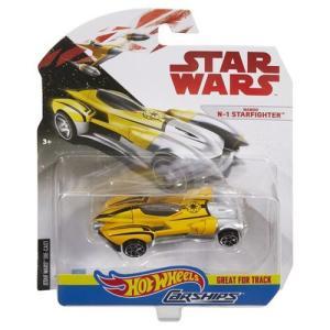 スターウォーズ・カーシップス・ミニカー:ナブー・N-1スターファイター (Star Wars:Naboo N-1 Starfighter)|grease-shop