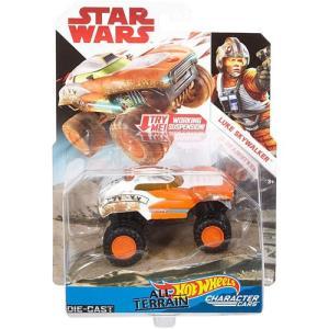 スターウォーズ・ミニカー「オールテレーン」(Star Wars All Terrain):ルーク・スカイウォーカー (Luke Skywalker)|grease-shop