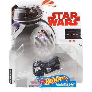 スターウォーズ・ミニカー「最後のジェダイ」:BB-9E (BB-9E / Star Wars The Last Jedi)|grease-shop