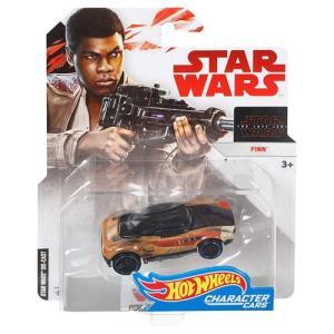 スターウォーズ・ミニカー「最後のジェダイ」:フィン (Finn / Star Wars The Last Jedi)|grease-shop