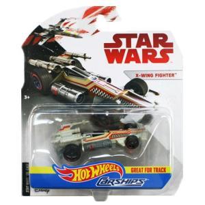 スターウォーズ・カーシップス・ミニカー:X-ウィング・ファイター (Star Wars:X-Wing Fighter)|grease-shop