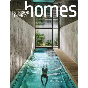 洋雑誌:Interior Design Homes (2017/09/15) (米国版/インテリア・デザイン:Subscription版)|grease-shop|01