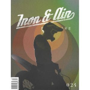 洋雑誌:Iron & Air No.024 (米国版・アイアン&エアー)|grease-shop