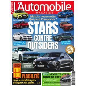 洋雑誌:L'Automobile 2019年2月号 (フランス版/オートモービル)|grease-shop