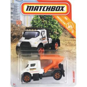 matchbox:ツリー・ラガー(Tree Lugger)(ホワイト/オレンジ)|grease-shop