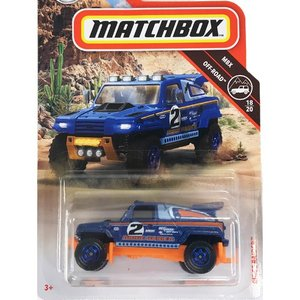 matchbox:リッジ・レイダー(Ridge Raider)(ブルー/オレンジ)|grease-shop