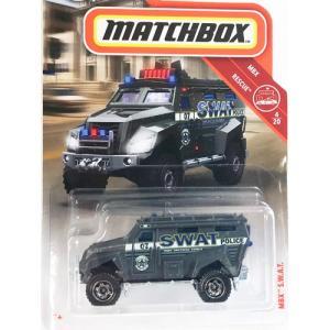 matchbox:MBX・スワット(MBX S.W.A.T)(チャコールグレー)|grease-shop