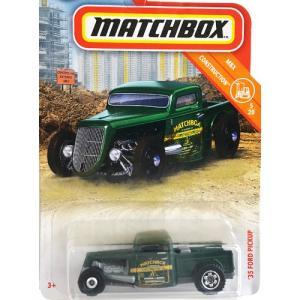matchbox:1935・フォード・ピックアップ ('35 Ford Pickup)(グリーン)|grease-shop