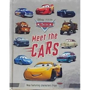 洋書:Meet the Cars 3rd edition (Disney Press)|grease-shop