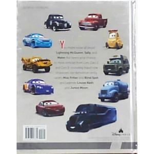 洋書:Meet the Cars 3rd edition (Disney Press)|grease-shop|02