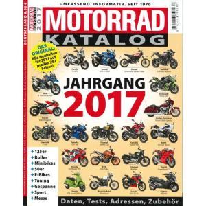 洋書:Motorrad Katalog 2017 (ドイツ版:モトラッド・カタログ)|grease-shop
