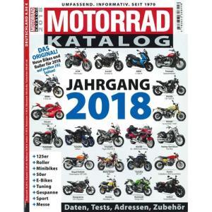 洋書:Motorrad Katalog 2018 (ドイツ版:モトラッド・カタログ)|grease-shop