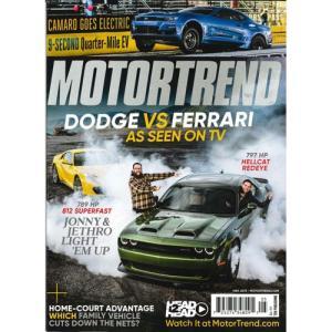 洋雑誌:Motor Trend 2019年5月号(米国版 / モーター・トレンド) grease-shop