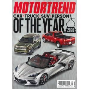 洋雑誌:Motor Trend 2020年1月号(米国版 / モーター・トレンド)|grease-shop
