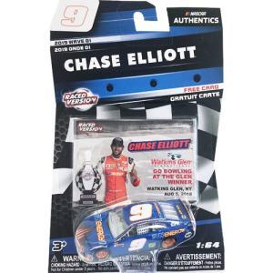 NASCAR 1/64:Chase Elliott #9 Chevrolet 2018 - Sun Energy 1 Watkins Glen Win (ブルー/オレンジ)|grease-shop
