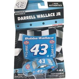NASCAR 1/64:Bubba Wallace #43 Chevrolet 2018 - STP  (ブルー/ホワイト)|grease-shop