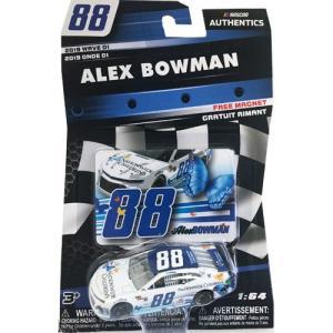 NASCAR 1/64:Alex Bowman #88 Chevrolet 2018 - Nationwide Children's Hospital  (ホワイト/ブルー)|grease-shop