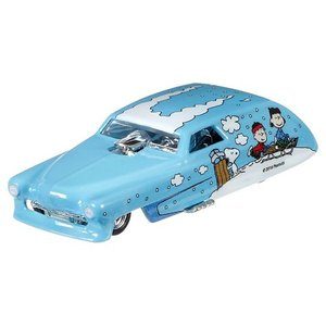 Hot Wheels Pop Culture 2016 Peanuts-スヌーピー(Snoopy):ローリング・サンダー (Rolling Thunder)|grease-shop|02