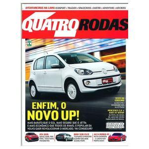 Quatro Rodas 2014年2月号 (ブラジル版)|grease-shop