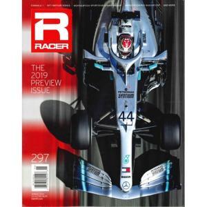 洋雑誌:Racer No.297 : Spring 2019 (米国版/レーサー) grease-shop