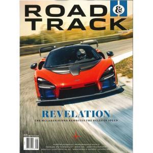 洋雑誌:Road & Tack 2018年8月号 (米国版/ロード&トラック) grease-shop