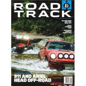 洋雑誌:Road & Tack 2019年10月号 (米国版/ロード&トラック)|grease-shop