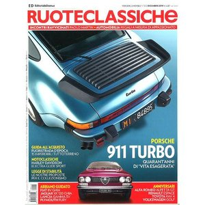 Ruoteclasiche 2014年12月号 (イタリア版)|grease-shop
