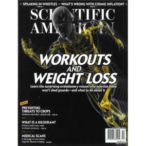 洋雑誌:Scientific American 2017年2月号 (米国版・サイエンティフィック・アメリカン)|grease-shop