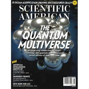 洋雑誌:Scientific American 2017年6月号 (米国版・サイエンティフィック・アメリカン)|grease-shop