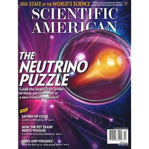 洋雑誌:Scientific American 2017年10月号 (米国版・サイエンティフィック・アメリカン)|grease-shop