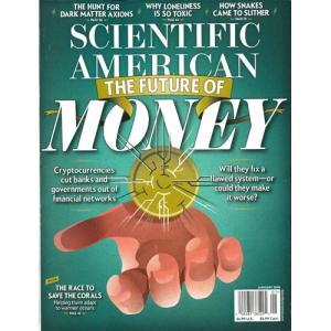 洋雑誌:Scientific American 2018年1月号 (米国版・サイエンティフィック・アメリカン)|grease-shop