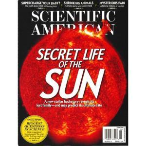洋雑誌:Scientific American 2018年6月号 (米国版・サイエンティフィック・アメリカン)|grease-shop