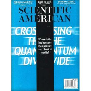 洋雑誌:Scientific American 2018年7月号 (米国版・サイエンティフィック・アメリカン)|grease-shop