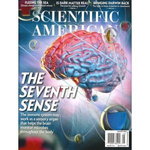 洋雑誌:Scientific American 2018年8月号 (米国版・サイエンティフィック・アメリカン)|grease-shop